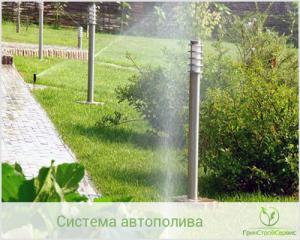 Система автополива в Казани