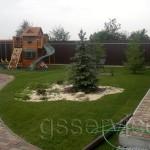 зеленый газон ГринСтройСервис Казань заказать