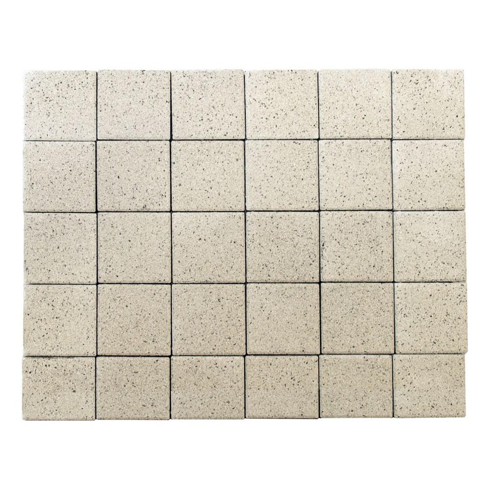 Тротуарная плитка Лувр, Мрамор, h=60 мм